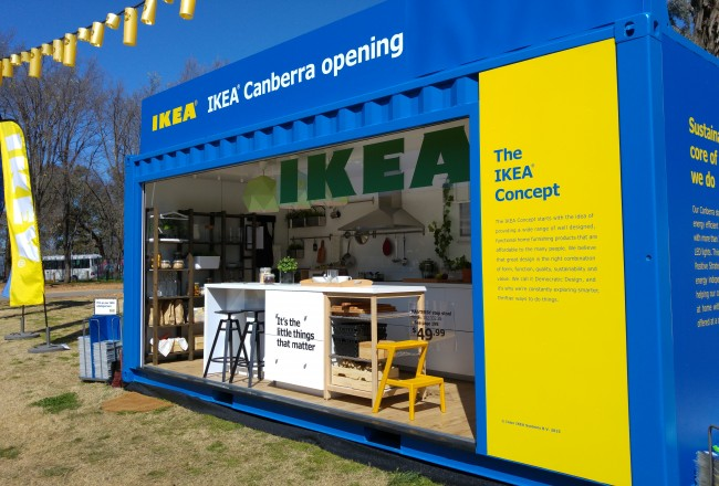 IKEA launch