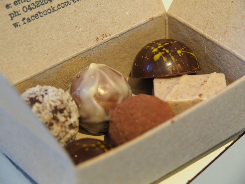 Truffles: Hand made in Canberra