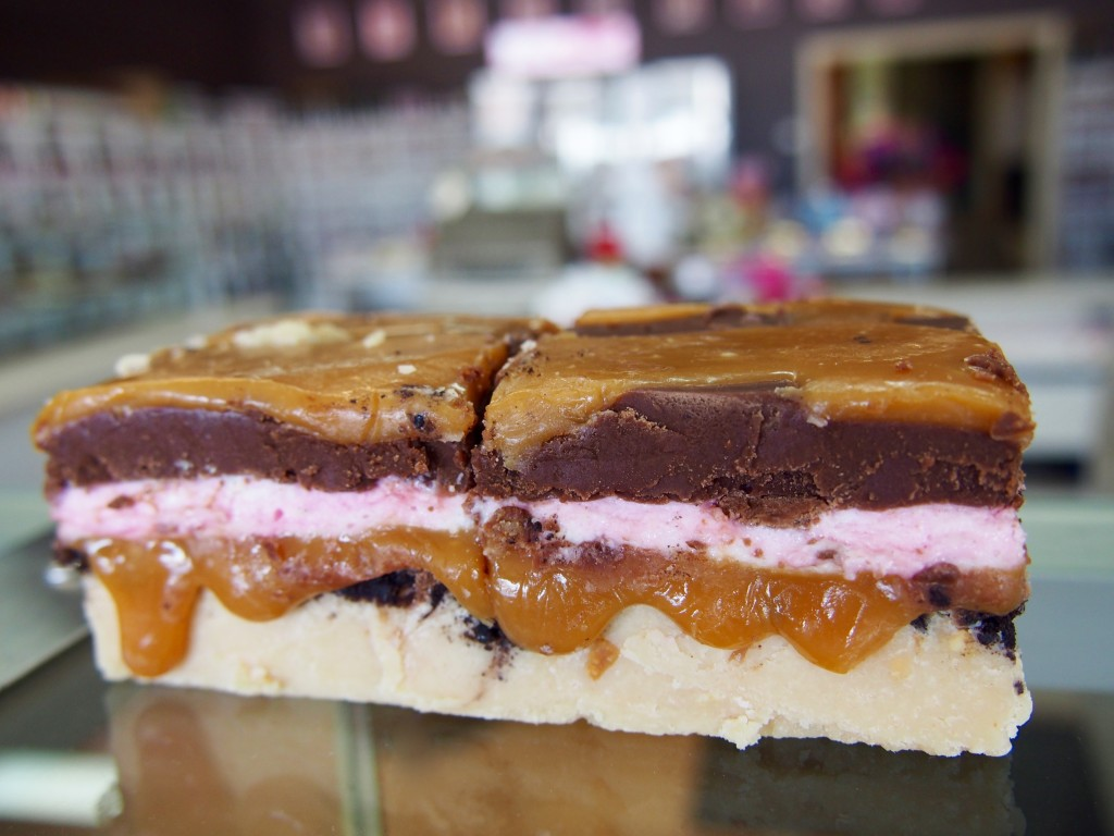 The 'OMG' fudge from Poppa's Fudge & Jam Factory