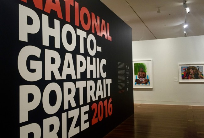 National Photographic Portrait Prize 2016