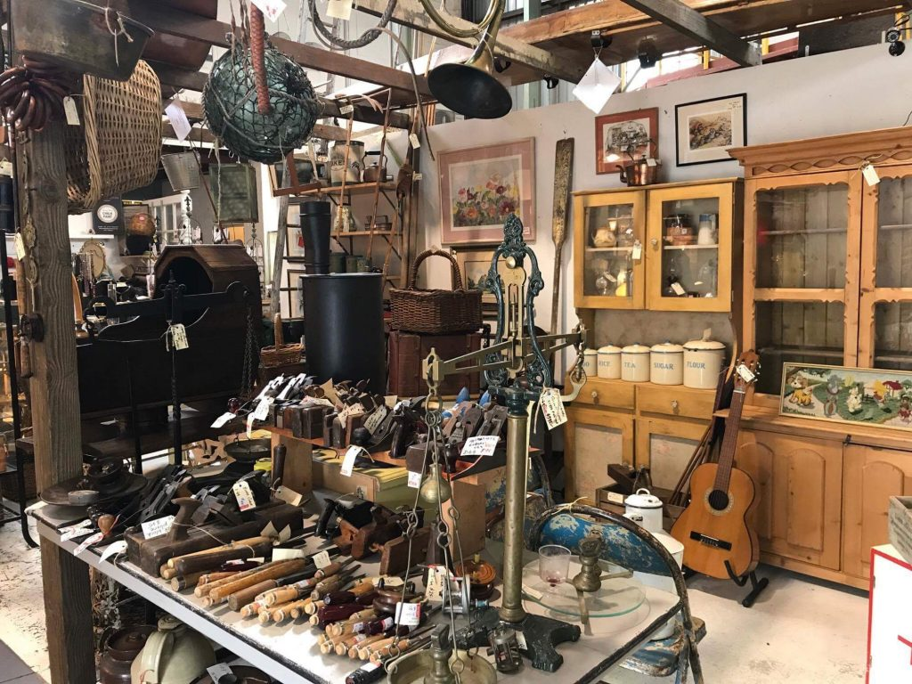 Over 75 stalls to browse at Dirty Jane's Emporium. Photo courtesy of So Frank contributors.