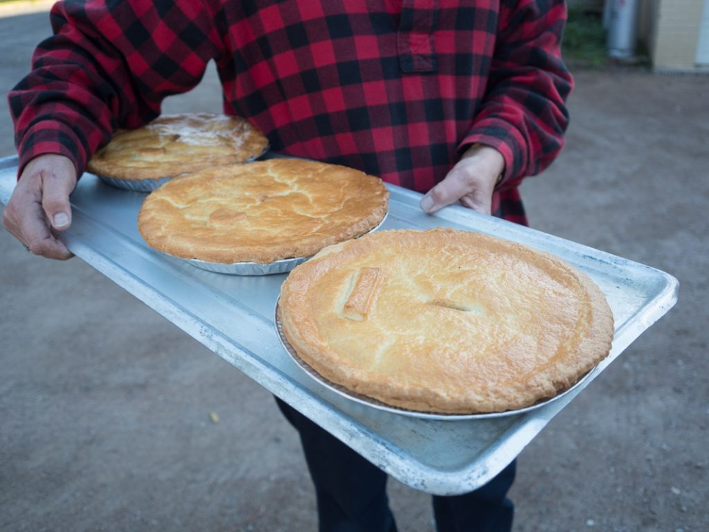 Berry pies are Montrose Berry Farm's signature