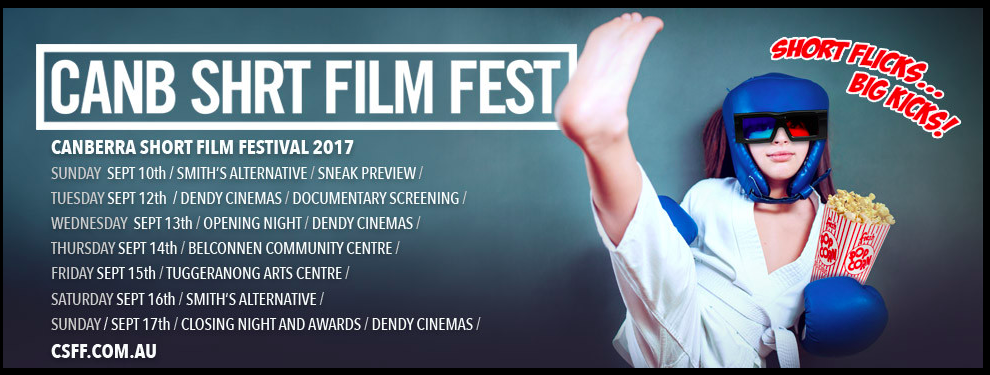 The Canberra Short Film Festival