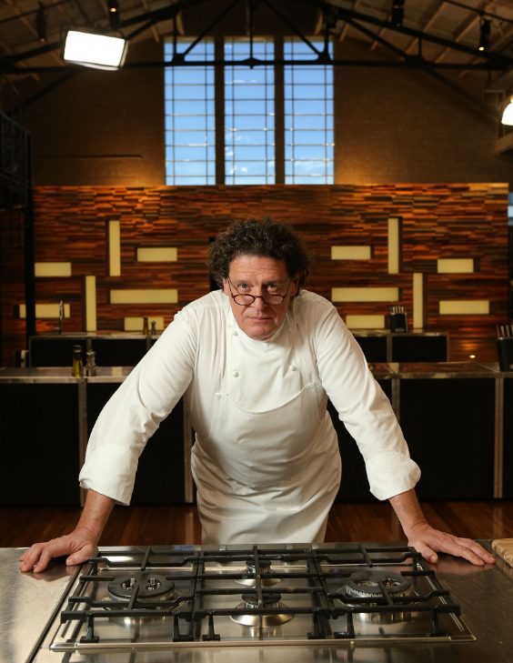 An Evening with Marco Pierre White
