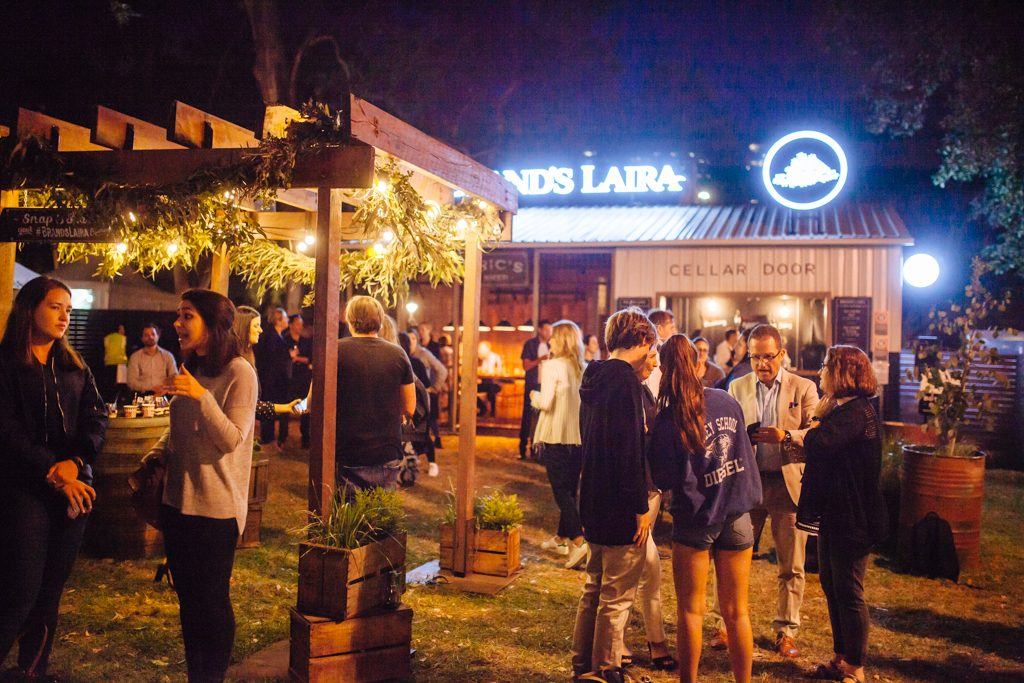 The buzzing Night Noodle Markets