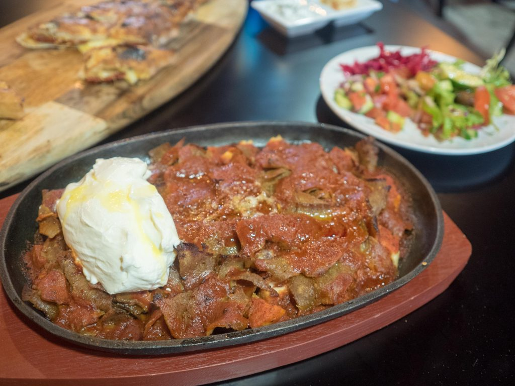 The recipe for the Iskender dates back to the 13th century