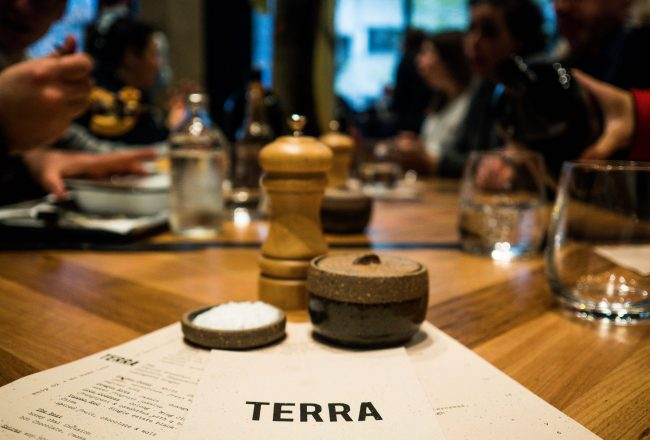 Terra - Breakfast and lunch in Civic is sorted