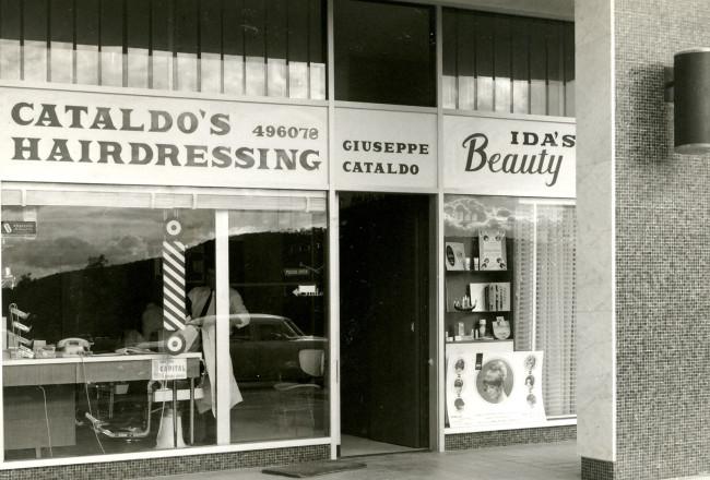 Cataldo's Hobart Pl 1965