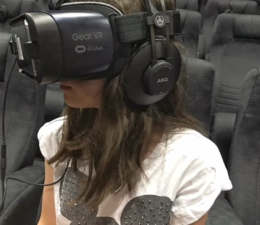 Virtual Reality - National Museum of Australia